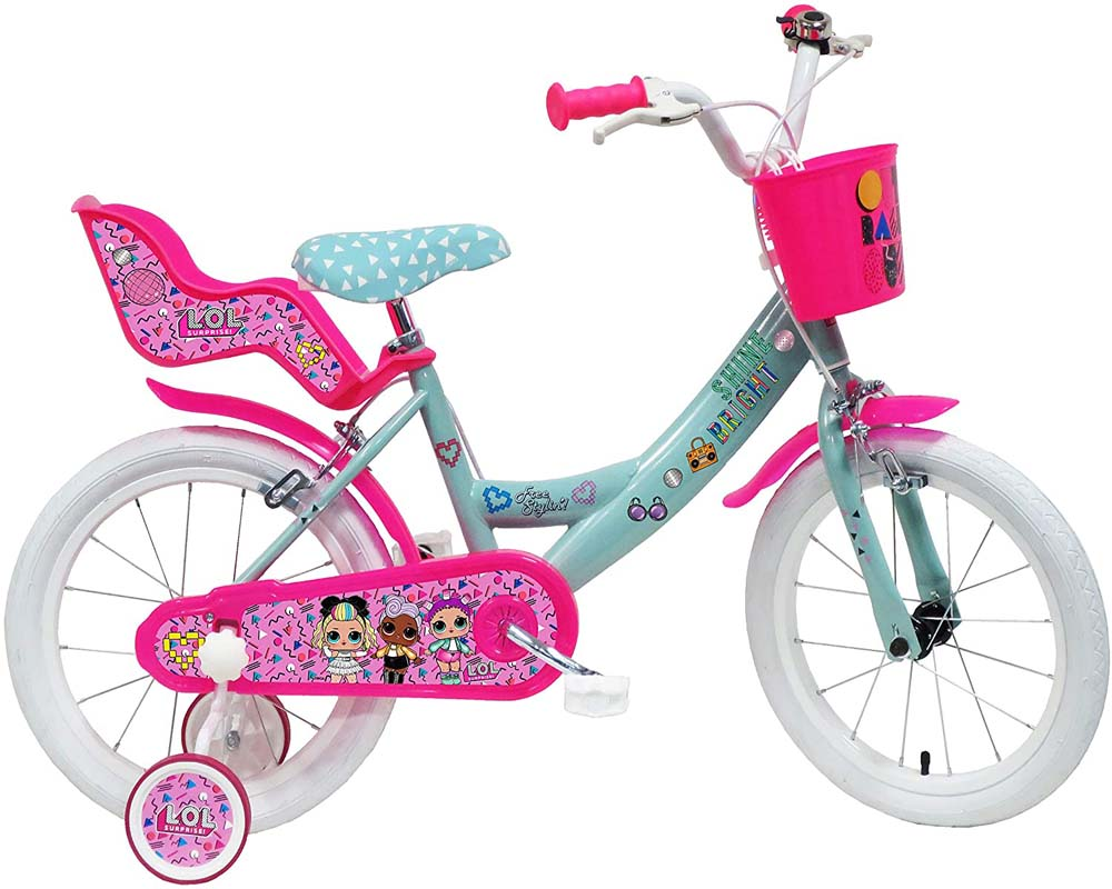Bicicleta infantil Denver Bike 16 LOL